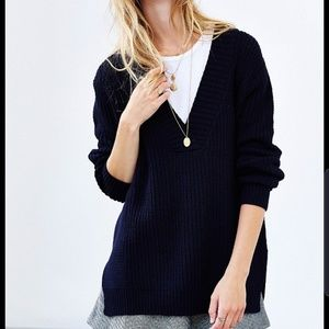 Silence + Noise Cool Down Sweater M